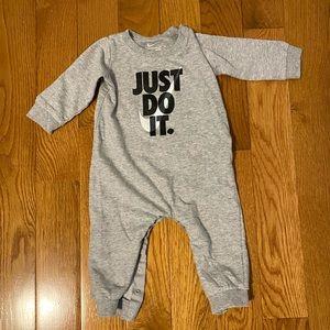 Nike Baby Boy Long Sleeved Romper